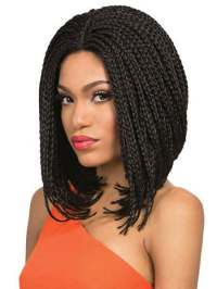 Braid Updo Hairstyles Black Women   Short Hairstyle 2013
