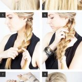 easy quick  diy hairstyle ideas 2015 2016