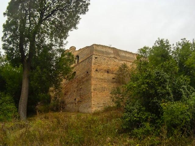 клеванський замок