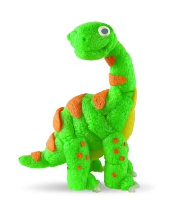 manualidades-niños-fecula-patata-dinosaurio-material