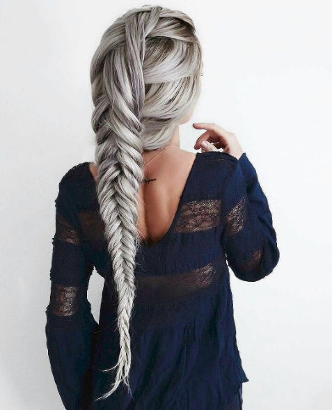 original ideas for hairstyles with pigtails 2018 2