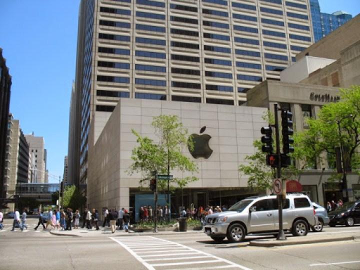 20070513 Apple Store