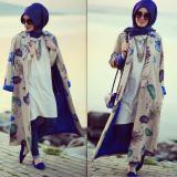 Latest Kimono & Hijab Styles 2018