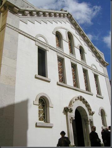 Restos de Coleco Sinagoga de Lisboa