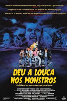 Baixar Filme Deu a Louca nos Monstros - Dublado Torrent Grátis