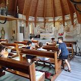 La Manastirea Parintilor Carmelitani Desculti