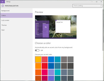 A Closer Look At Windows 10 OS (How It Looks Like And How To Customize It ) 5