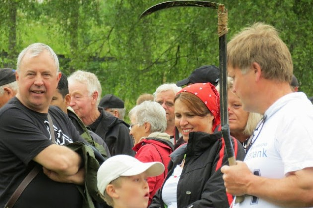 Kosidba u Norveskoj- Turisticka organizacija opštine Ljig203