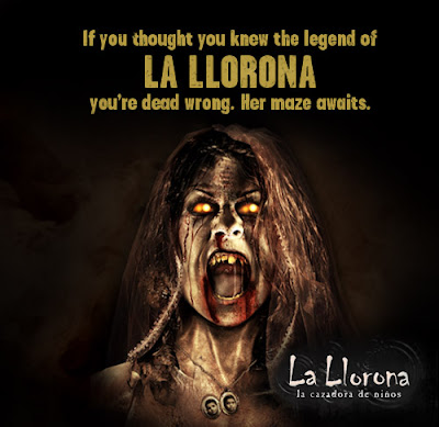 universal city ca usa prnewswire universal studios hollywood announces the chilling return of la llorona the fearful story of melancholy and murder
