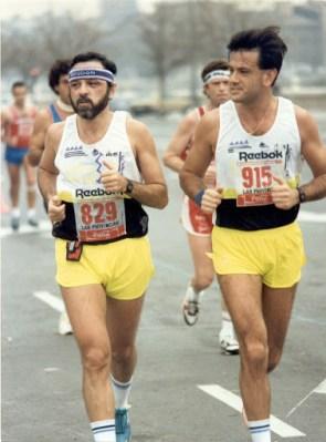 VIII Maratón Popular de Valencia (7-Febrero-1988)