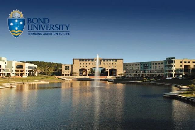 International Scholarship Available At Bond University, Australia 1