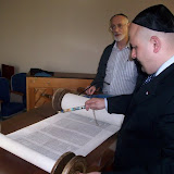 IVLP 2010 - Visit to Jewish Synagogue in IOWA - 100_0854.JPG