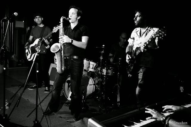 Festival de Blues de Barcelona - Bandes emergents + Jam session
