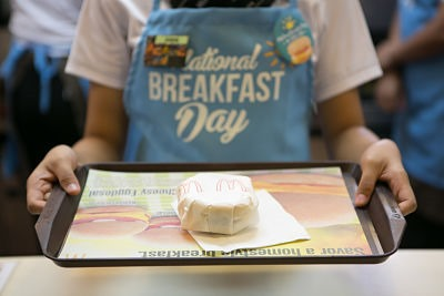McDonald's National Breakfast Day
