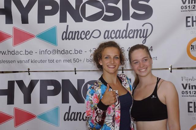 Morgane Ribbens en Jade Vanhaelemeersch