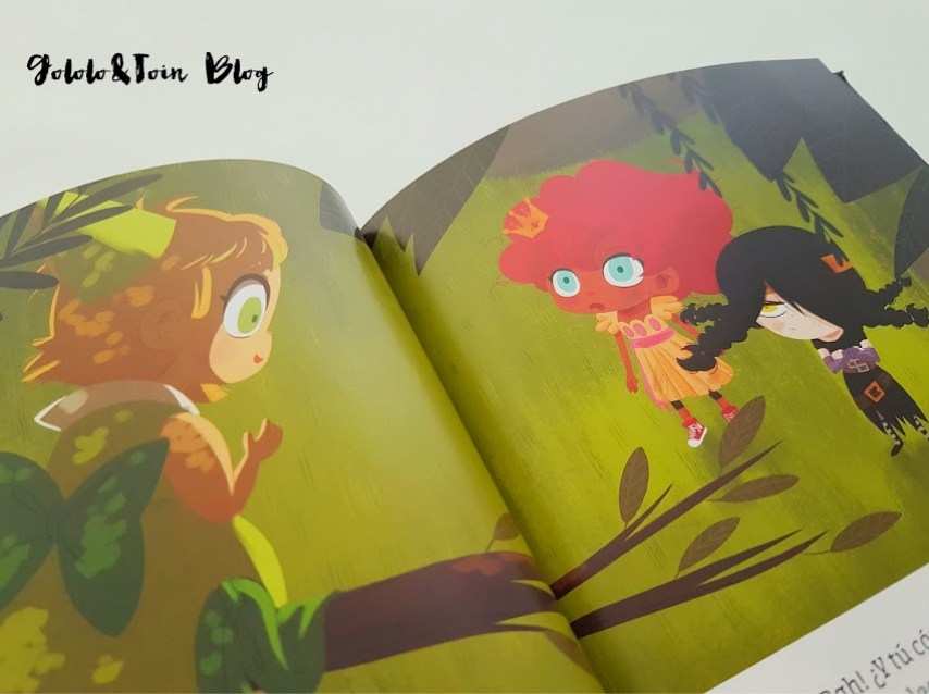 Princesas Dragón. El misterio del huevo dorado, SM literatura