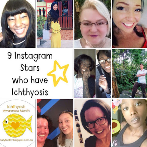 9 Instagram stars who have Ichthyosis