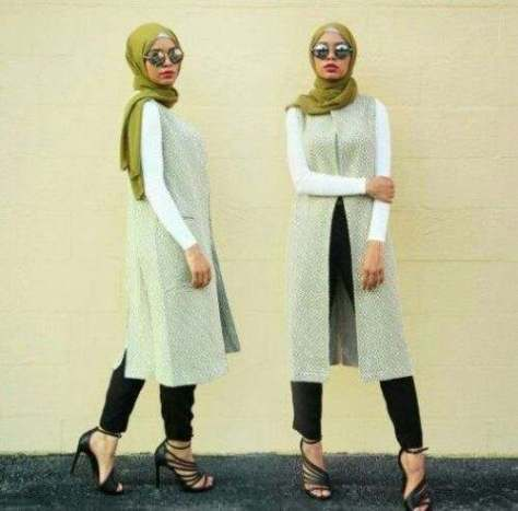 Hijab Lookbook Ideas For 2017 Styles - Style You 7