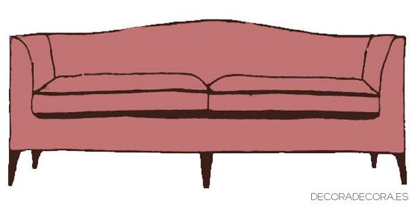 Tipos de sofás según su estilo