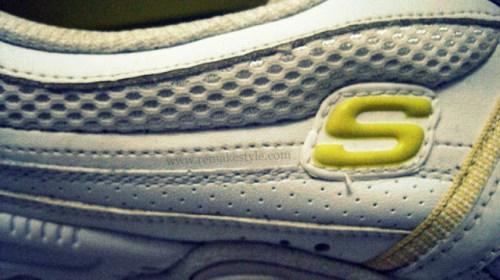 Sneakers: How Santa Gave me Those Shoes - Yellow Skechers Sneakers