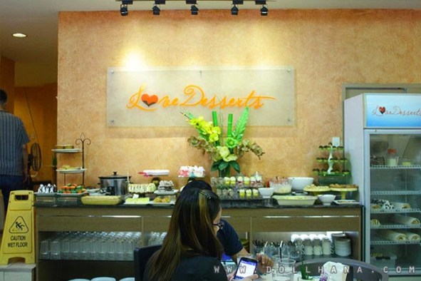 love desserts unlimited buffet desserts banawe del monte quezon city