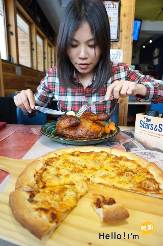 台中美式餐廳,哈燒庫美式餐廳
