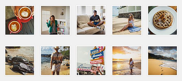 comptes instagram, meilleur compte instagram, photographie paysages voyage, photos de mode, composition recettes
