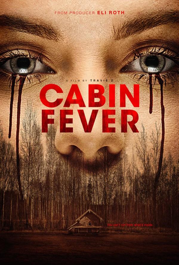 Poster e trailer do remake de Cabin Fever