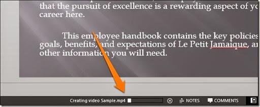 cara membuat video presentasi powerpoint