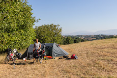 More beautiful wild camping spots in Greece