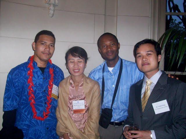 IVLP 2010 - Visit to Meridian International - 100_0392.JPG