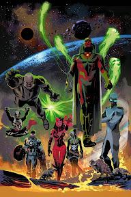 UNCAVEN2014001_COV Marvel Comics January 2015 Solicitations