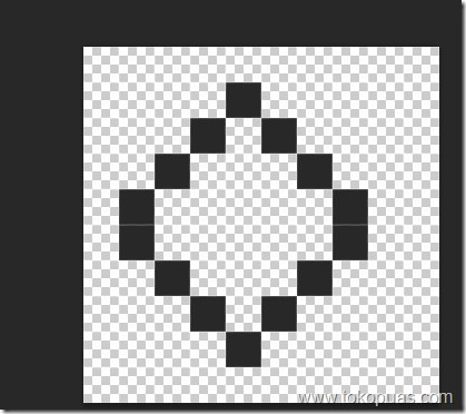 tutorial efek grid photoshop grid pattern