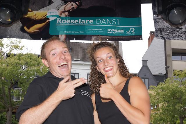 Steve van Hpynosis Dance Academy en Morgane van SYTYCD