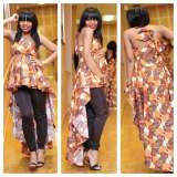high low traditional dress 2017 africa style