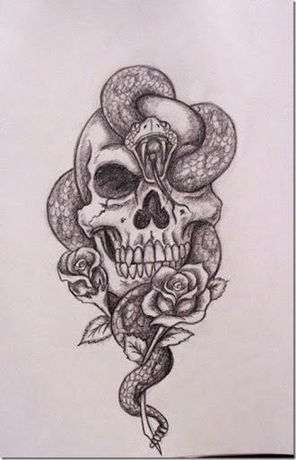 Top 55 Mejor Cráneo Diseños E Ideas De Tatuajes Tatuajes247