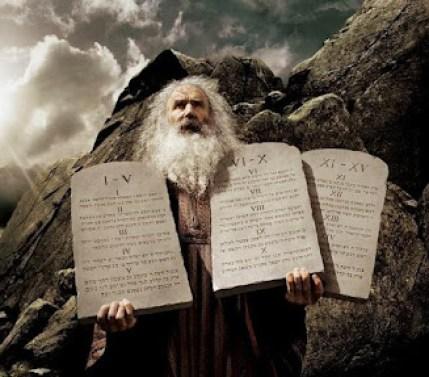 В Ветхом Завете сказано