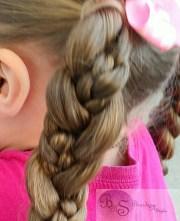 pretty princess hairstyles