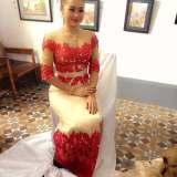 myanmar dresses designer designs 2016 2017