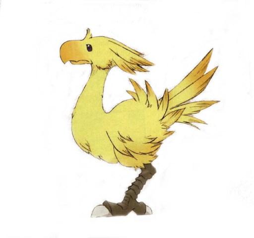 Chocobo de Final Fantasy II