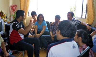 Sidrick Camba's Family (Pasig City) - March 10