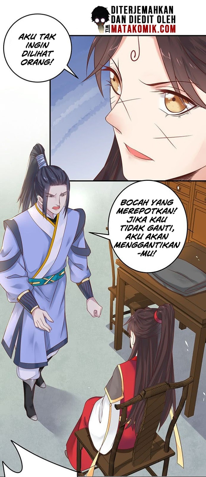 The Ghostly Doctor Chapter 83 Bahasa Indonesia gambar 15