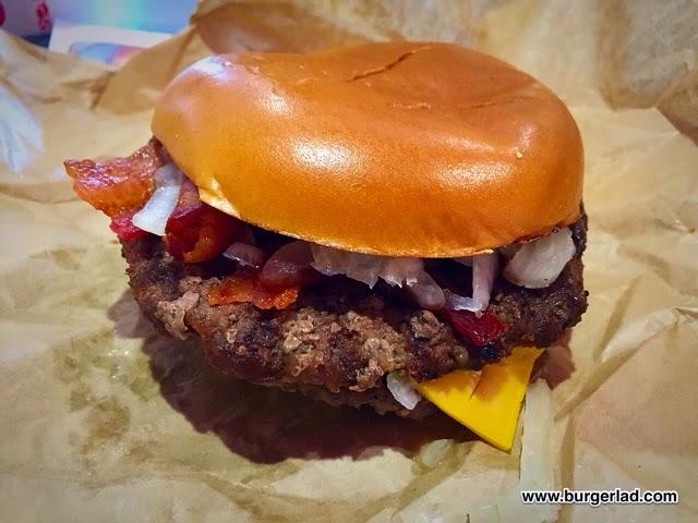 Burger King USA A1 Ultimate Bacon Cheeseburger
