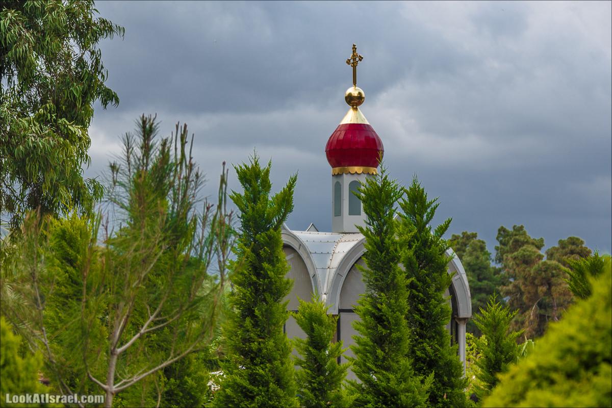 Русская церковь в Яффо | LookAtIsrael.com - Фото путешествия по Израилю и не только...