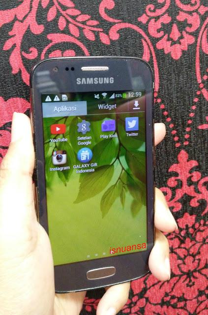 Samsung Galaxy Gift Indonesia