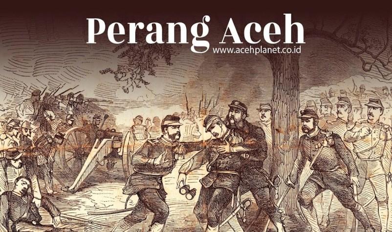 4 Jenderal Belanda yang tewas selama perang Aceh