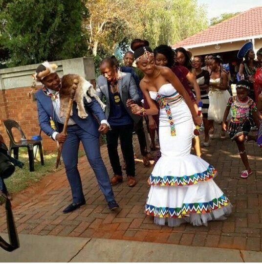 Nigerian Wedding Dress Designs: South African Wedding Dresses Traditional Designs 2018