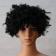 afro fancy halloween costume hair