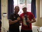 The President of US Rugby BN & the President of RCW - Exchange of gifts.JPG