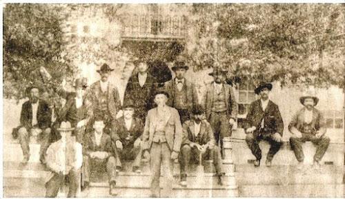 Richland Jurors in 1885